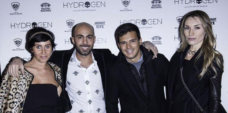 Il brand di abbigliamento Hydrogen, felice intuizione dell'imprenditore padovano Alberto Bresci, inaugura il suo primo Icon Store in un luogo avveniristico di Milano: Viale Monte Grappa 16.