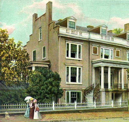 Gettysburg Square Apartments: Van Lew House, Richmond, Virginia