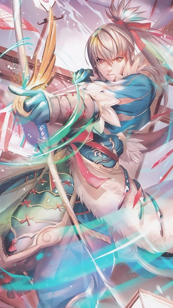 Fire Emblem If/Fates - Takumi