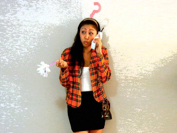 Cher (from Clueless) Halloween Costume