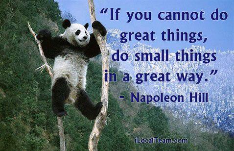 Napoleon Hill Inspiration