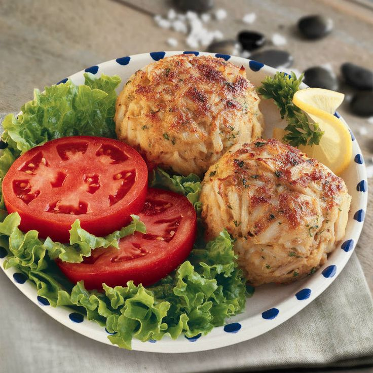 If you like Maryland crab cakes, you will love this classic recipe featuring fresh lump crabmeat that is sensationally seasoned with OLD BAY Seasoning.