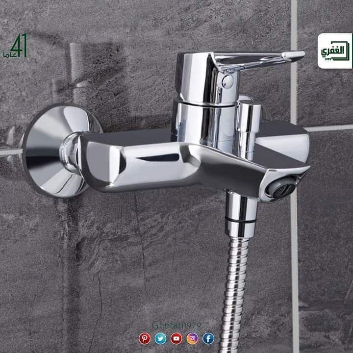خلاطات من Vitra Turkiye خلاط بانيو للمزيد زورونا على موقع الشركة Https Www Ghefari Com Ar A42444exp واتس اب 009 In 2020 Bath Shower Mixer Shower Bath Shower Kits