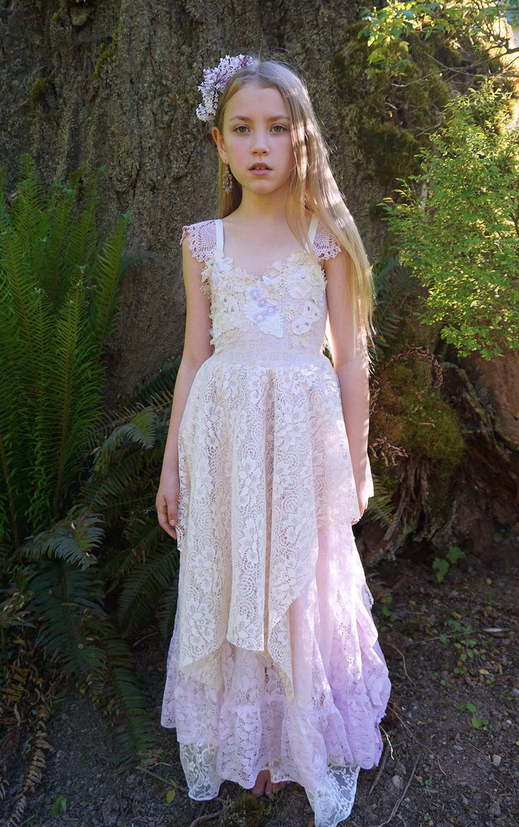 Best 25+ Flower girl dresses boho ideas on Pinterest ...