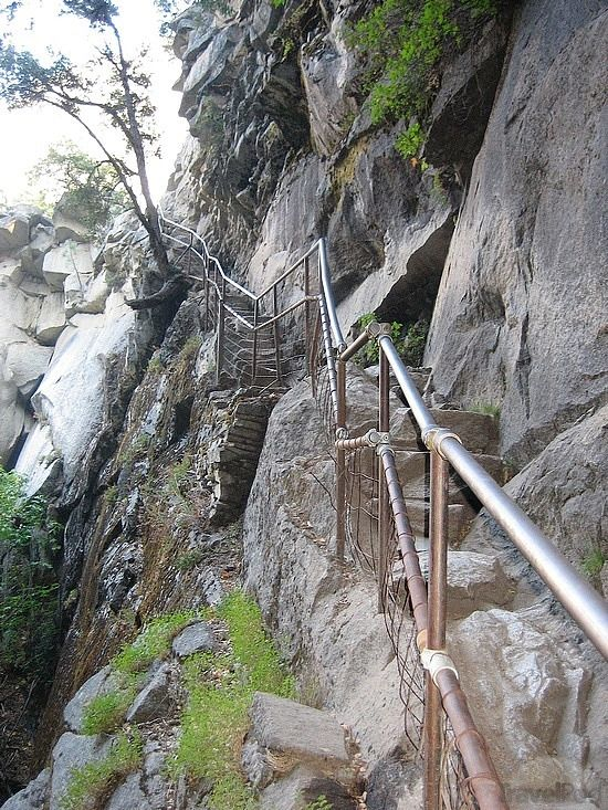 Best 20+ Mist Trail ideas on Pinterest | Mist trail yosemite ...