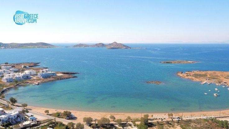 Beach @ Paros island , Greece !!!