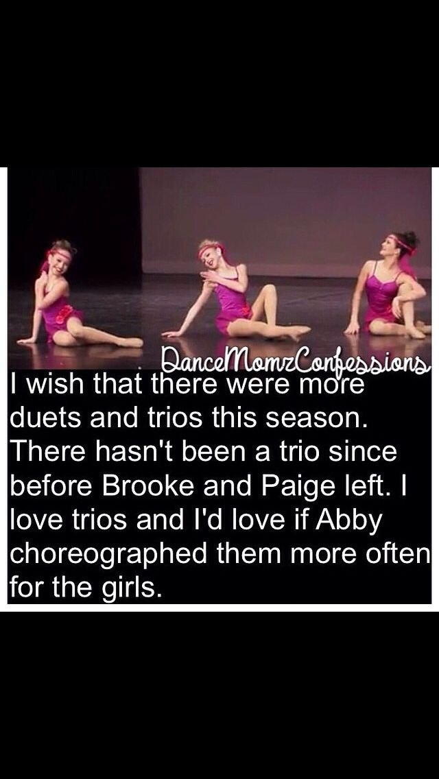 25 best ideas about dance moms confessions on pinterest - Dance moms confessions ...