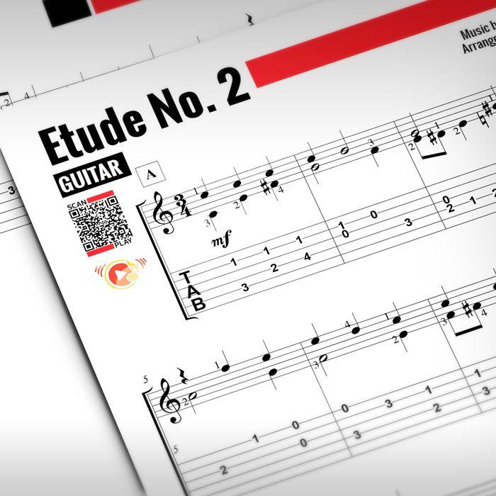 classical guitar sheet music pdf