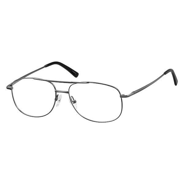 Kids Teens Fashion Metal Aviator Sunglasses Stainless Steel Frame Spring Hinge