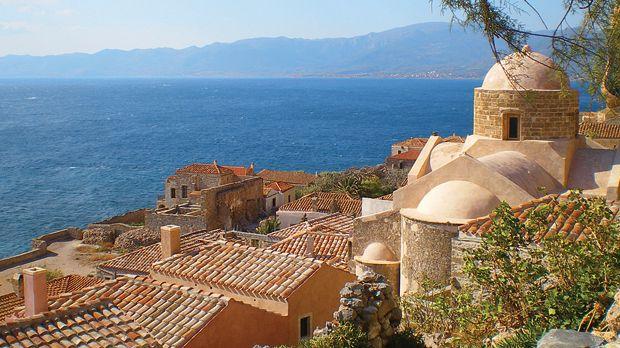 top ten stops in Greece