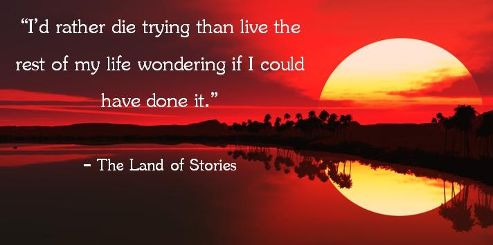 The Land of Stories by Chris Colfer, page 145 ♥i love the love story between…