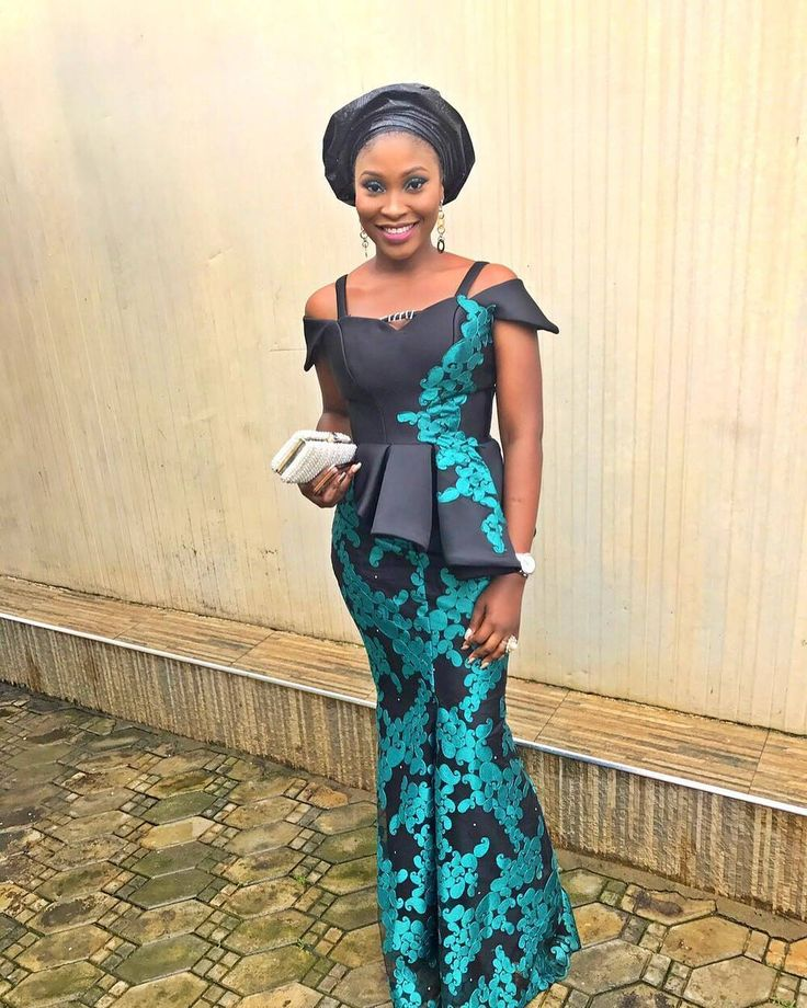 There are a few things that one must consider before selecting any aso ebi styles; indeed everyone is different and thus taste and preference