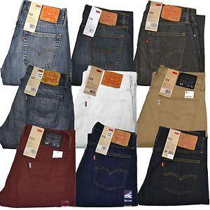 Levis-514-Jeans-Straight-Fit-Mens-Levis-Jean-New-29-30-31-32-33-34-36 ...