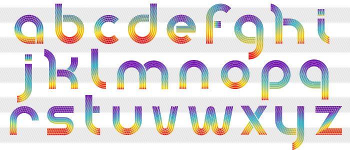 アルファベット ローマ字 英字素材集 Illustratorのイラスト素材 Ai Eps Word Excel Powerpoint 商用可 ローマ字 アルファベット 素材集