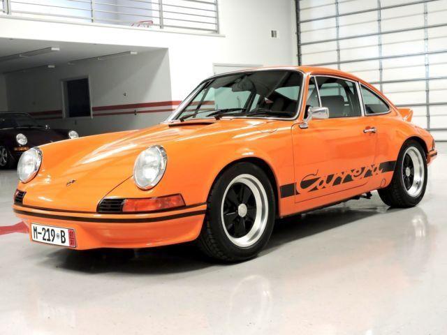 1973 Porsche 911 RS - https://www.luxury.guugles.com/1973-porsche-911-rs/