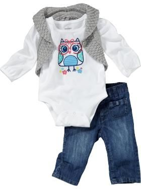 Baby: Baby Girls Outfits We Love | Old Navy