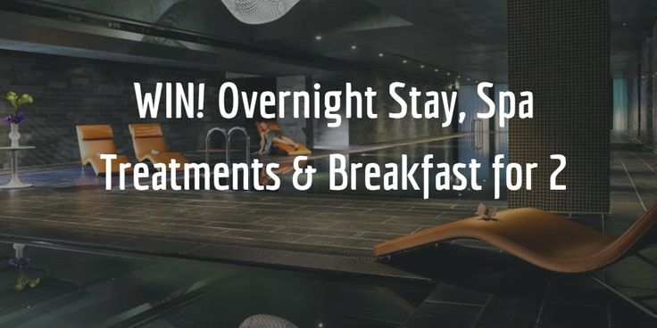 #COMPETITION WIN! Overnight Stay, Spa Treatments and Breakfast for 2 at The Marker Hotel Dublin. To Enter simply Answer the Question via the Link, Good Luck!