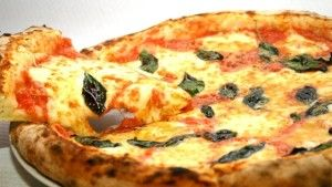 Pizza de Arroz Simples