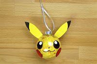 Otaku Crafts: Make Your Own Pokemon Ornament