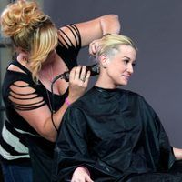 Kellie Pickler Bald! Country Cutie Shaves Her Head for Breast Cancer Awareness