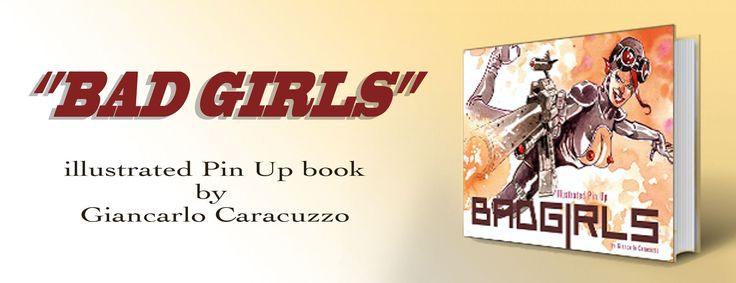 Bad Girls, the book