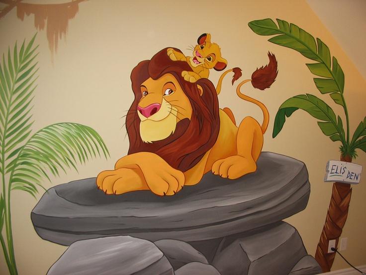 lion king room   lion-king-2