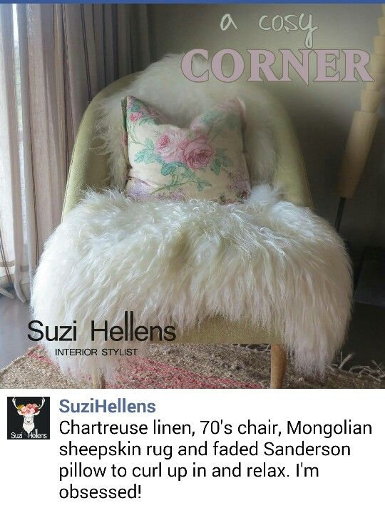 Heaven in a chair...