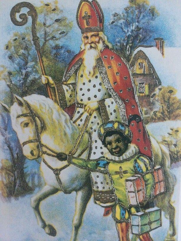 Sinterklaas en Pieterbaas