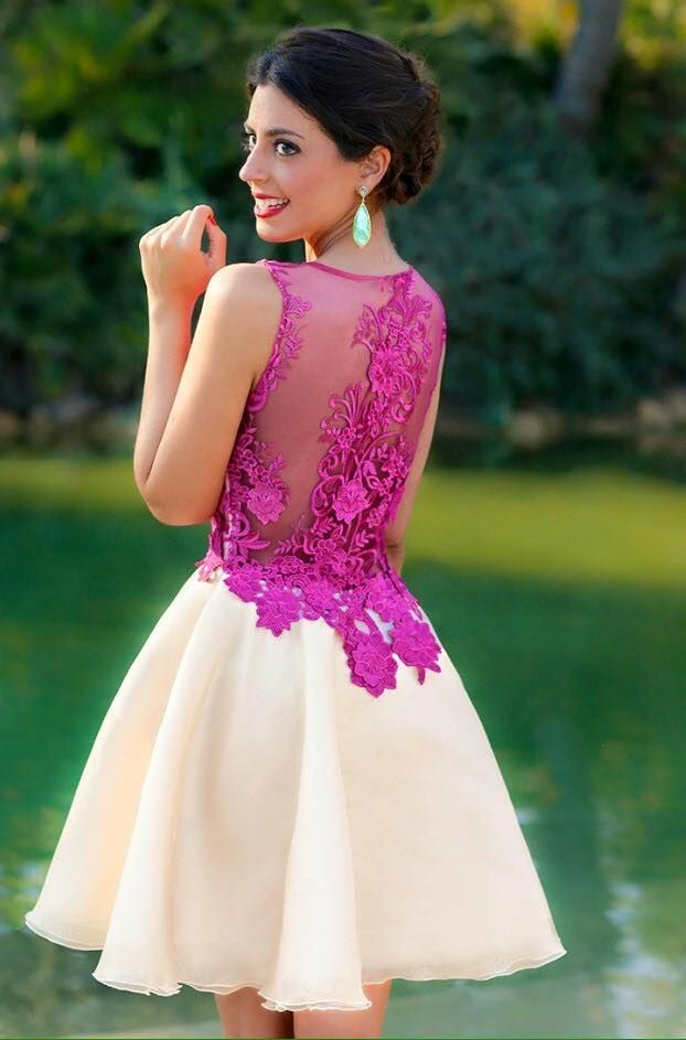 319 best vestidos nuevos images on Pinterest | New dress, Feminine ...