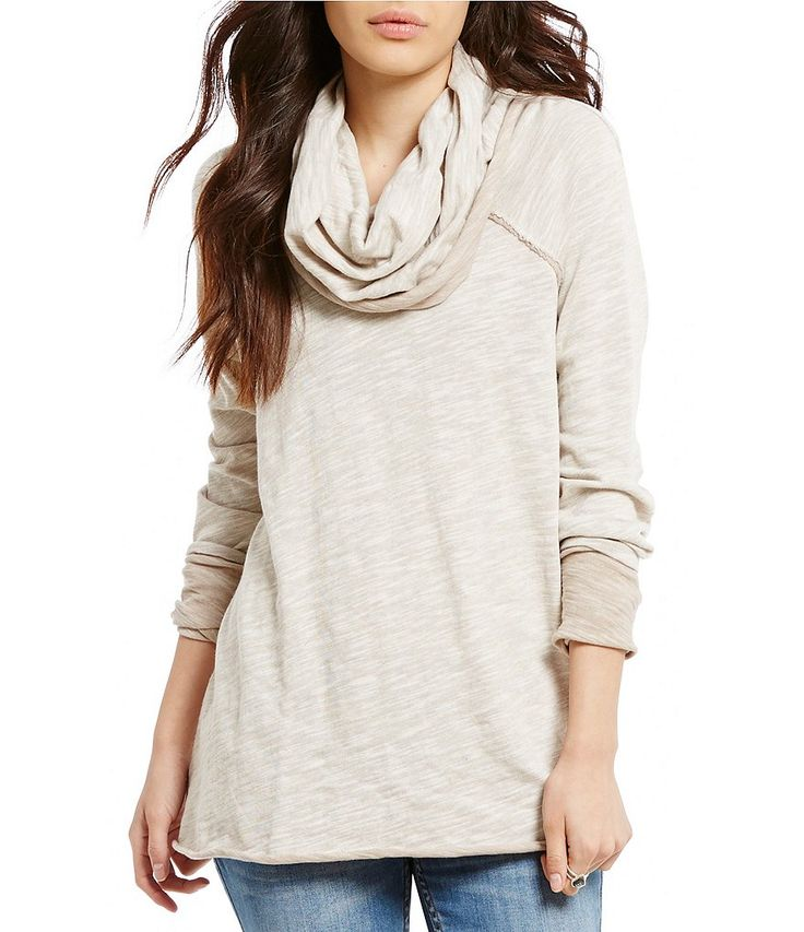Shop for Free People Beach Cotton Cowl Neck Pullover Knit Tunic at Dillards.com. Visit Dillards.com to find clothing, accessories, shoes, cosmetics & more. The Style of Your Life.