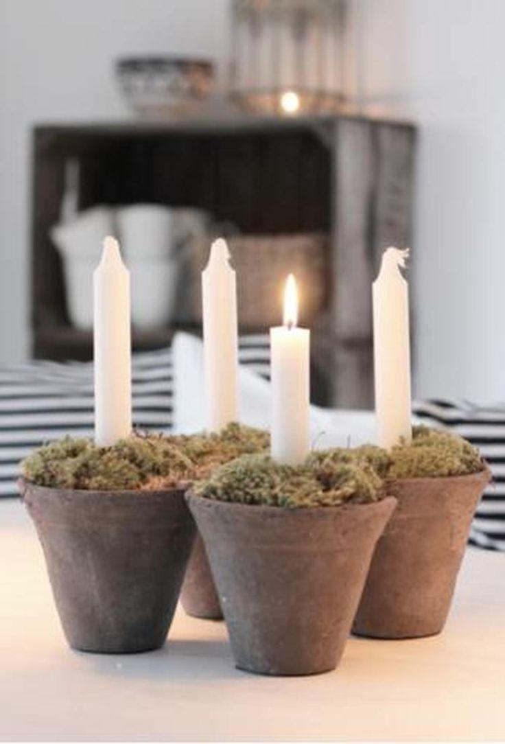 Sehe dir das Foto von HobbyKoechin mit dem Titel Schöne Idee für ein Adventsgesteck oder einfach nur als Deko zu Weihnachten und andere inspirierende Bilder auf Spaaz.de an.