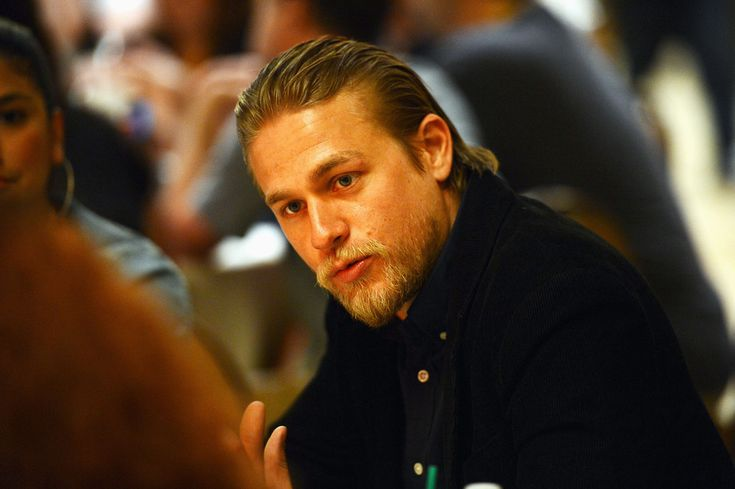Why So Serious? - 36 Sexy Pics of Charlie Hunnam for His 36th Birthday - Photos