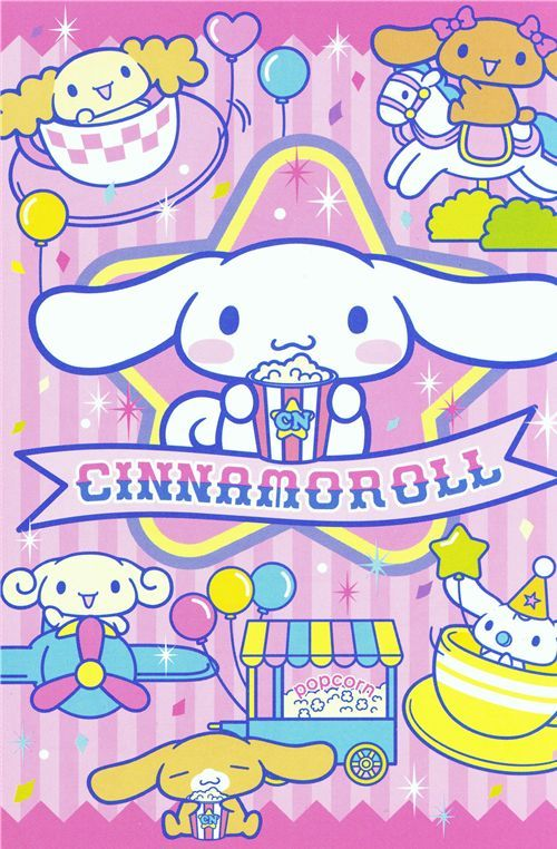 cinnamoroll and friends - Carnival!