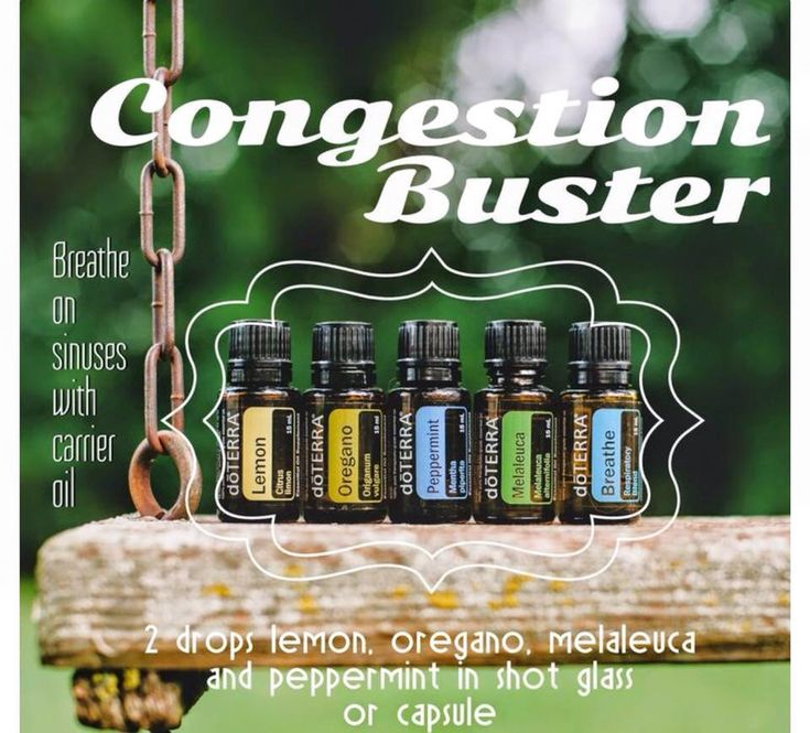 Congestion Buster. Visit mydoterra.com/maryellenhayes to find amazing essential oils for all your DIY recipes.