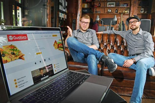 Duo will Kneipe »2013« am Bielefelder Klosterplatz abgeben – neues Bestellportal +++ Lieferdienst statt »2013«