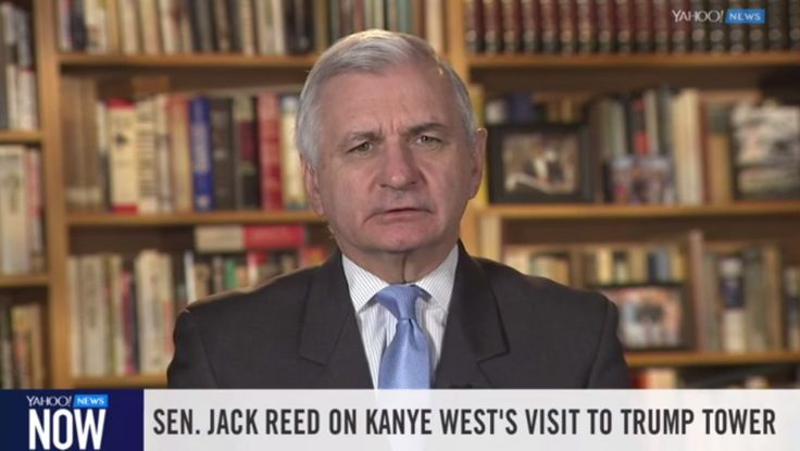 "Sen. Jack Reed, D-R.I., said Donald Trump's choice of ExxonMobil CEO Rex Tillerson for secretary of state, as well as his Tuesday meeting with Kanye West raise concerns about the president-elect's commitment to serving the American people.  ""The American public has to understand, has to know that his"