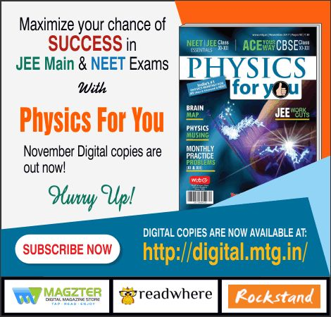 Get your digital copy of Physics for you Magazine November 2017