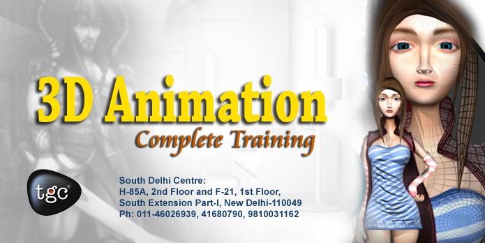 Get Complete 2d/3d Animation Training in TGC. Visit http://www.tgcindia.com/autonomous-diploma/animation for course details.