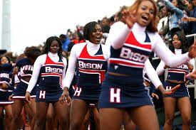 Howard University Cheerleaders