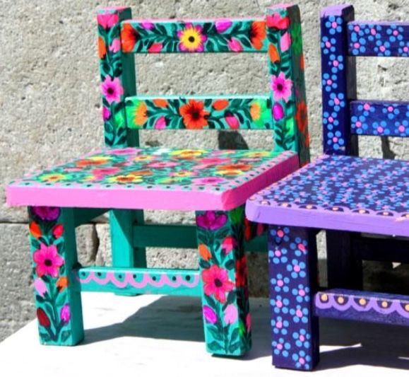 #Decoration#colorido#pastels #flowers#mexico#artesanias