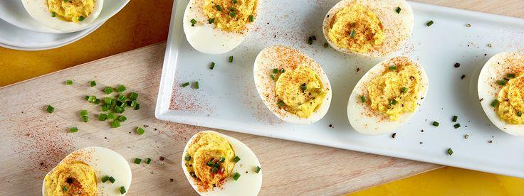 simple deviled eggs recipe