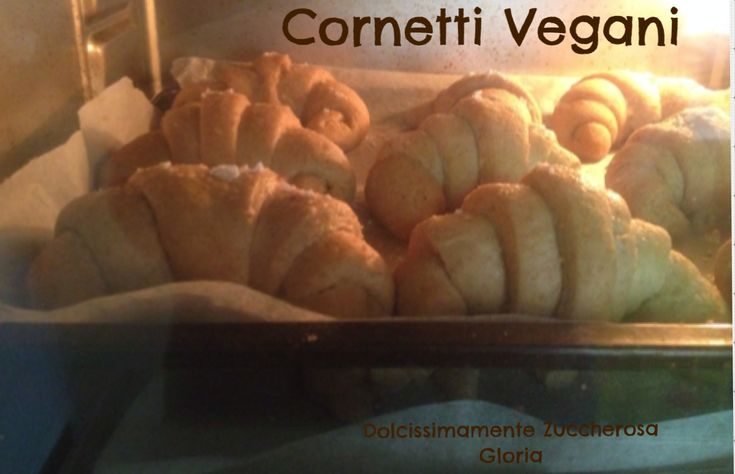 cornetti vegani ricetta sana