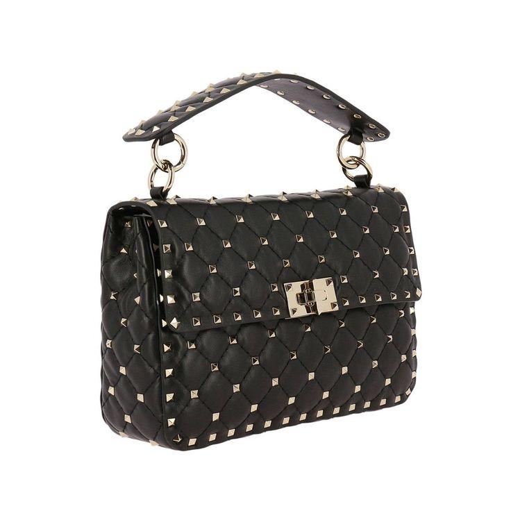 VALENTINO CROSSBODY BAGS SHOULDER BAG WOMEN VALENTINO GARAVANI. #valentino #bags #shoulder bags #leather #crossbody #