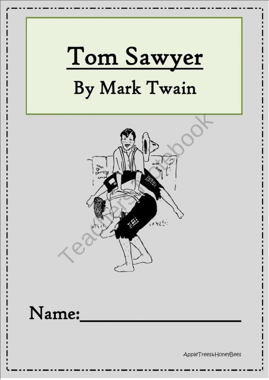 This is a reading unit for the novel Tom Sawyer. It has been used with both abridged and unabridged versions of the book. It includes comprehension questions and activities for each chapter. Perfect for Common Core.