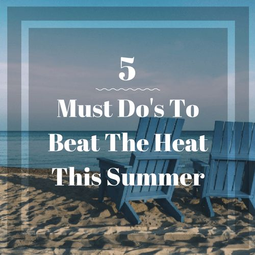 When summer heat strikes and the kids are out of school, making memories while staying cool does not have to break the bank. Here are five must do's.