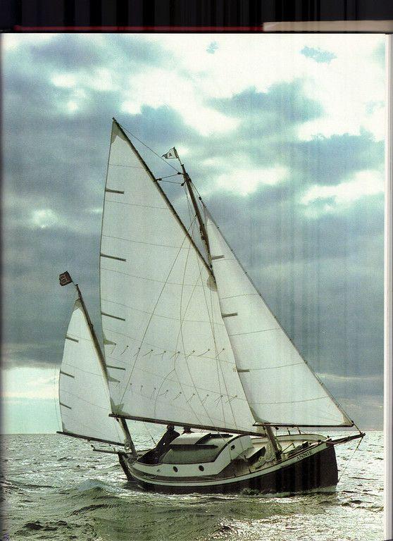 Annie (Fenwick Williams) - Prettiest boat under thirty feet - Page 17
