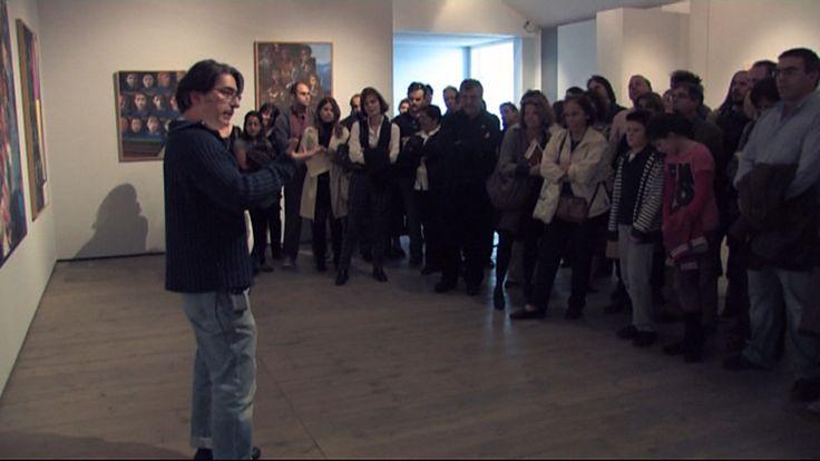 Στο πλαίσιο της έκθεσης «Το βλέμμα του χρόνου – Ιστορίες εικόνων», που πραγματοποιήθηκε στο Μουσείο Μπενάκη με έργα της συλλογής του Σωτήρη Φέλιου τον Νοέ