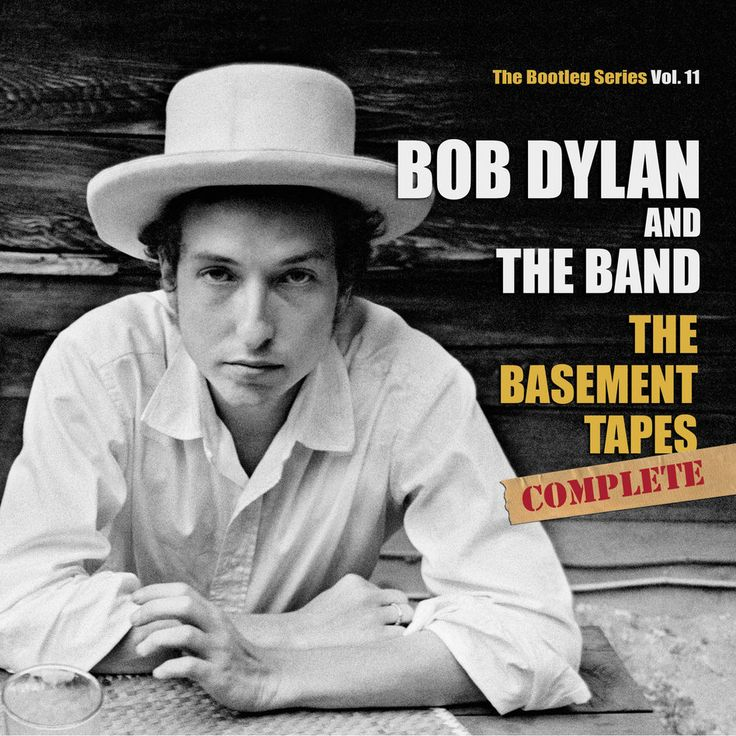 Cover for The Basement Tapes Complete: The Bootleg Series Vol. 11 (Sampler)