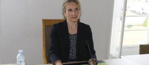 """Delphine Batho n'accepte pas """"le renoncement du 6 mai""""."""