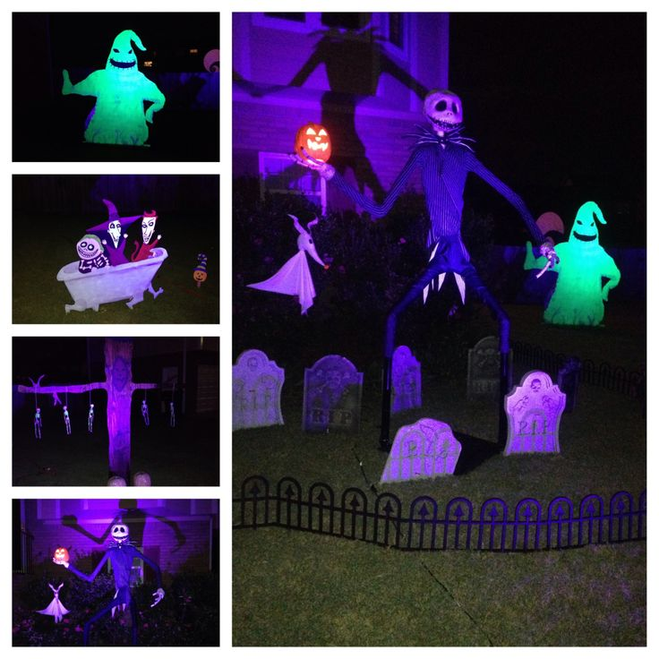 1000+ Images About Nightmare Before Christmas Decor On